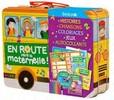Berlicoco Coffret cadeau En route vers la maternelle (fr) 9781928119623