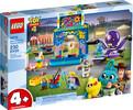 LEGO LEGO 10770 Juniors La fête foraine en folie de Buzz et Woody !, Histoire de jouets 4 (Toy Story 4) 673419302012