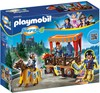 Playmobil Playmobil 6695 Super 4 Tribune Royale avec Alex (fév 2016) 4008789066954