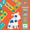 Djeco Domino Animaux couleurs (fr/en) 3070900081116