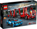 LEGO LEGO 42098 Technic Le transporteur de voitures