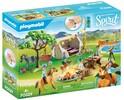 Playmobil Playmobil 70329 Spirit Camp de vacances 4008789703293