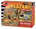 Melissa & Doug Casse-tête plancher 100 safari Melissa & Doug 2873 000772128735