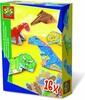 SES creative Origami pliages dinosaures (fr/en) 8710341008352