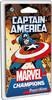Fantasy Flight Games Marvel Champions jeu de cartes (fr) ext Captain America 8435407628496