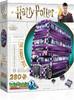 Wrebbit Casse-tête 3D Harry Potter Le Magicobus (280pcs) 665541005077