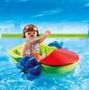 Playmobil Playmobil 6675 Enfant avec bateau à pédales (mai 2016) 4008789066756