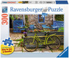 Ravensburger Casse-tête 300 Large Bicyclette d'époque 4005556135738