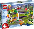 LEGO LEGO 10771 Juniors Le manège de la fête foraine, Histoire de jouets 4 (Toy Story 4) 673419311885