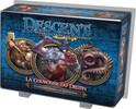 Fantasy Flight Games Descent (fr) ext La Couronne du Destin, héros & monstres 8435407603585
