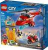 LEGO LEGO 60281 L'hélicoptère de secours des pompiers 673419338547