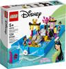 LEGO LEGO 43174 Princesse Les aventures de Mulan dans un livre de contes 673419319676