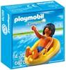 Playmobil Playmobil 6676 Vacancier et radeau pneumatique (mai 2016) 4008789066763