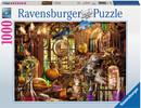 Ravensburger Casse-tête 1000 Le laboratoire de Merlin 4005556198344