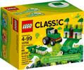 LEGO LEGO 10708 Classique Boîte de construction verte 673419267403