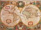 Clementoni Casse-tête 1000 carte ancienne 8005125312290
