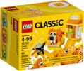 LEGO LEGO 10709 Classique Boîte de construction orange 673419267410