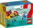 LEGO LEGO 10401 Classique Un arc-en-ciel amusant 673419292504