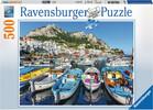 Ravensburger Casse-tête 500 Marina en peinture 4005556146604