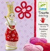 Djeco Tricotin Élodie rouge (tricot) (fr/en) 3070900088511