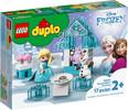 LEGO LEGO 10920 Le goûter d'Elsa et Olaf 673419318877
