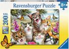 Ravensburger Casse-tête 200 XXL Mes amis les chats 4005556126200