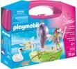 Playmobil Playmobil 9105 Mallette transportable Bateau de fées 4008789091055