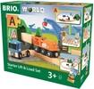 BRIO Train en bois BRIO Circuit de démarrage transport de fret BRIO 33878 7312350338782