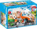 Playmobil Playmobil 70049 Ambulance et secouristes 4008789700490