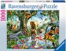 Ravensburger Casse-tête 1000 Adventures dans la jungle 4005556198375