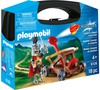 Playmobil Playmobil 9106 Mallette transportable Chevalier et catapulte 4008789091062
