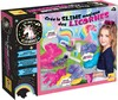 Lisciani Giochi Science Licorne Crée le Slime magique licornes (glu) (fr) 8008324073214