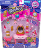 Shopkins Happy Places Shopkins Série 7 Ensemble Fête de princesse