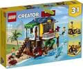 LEGO LEGO 31118 La maison sur la plage du surfeur 673419336659