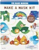Kid Made Modern Make a mask kit 815219023821