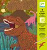 Djeco Cartes à gratter le règne des dinosaures (fr/en) 3070900097261