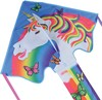 Premier Kites Cerf-volant monocorde large facile à voler licorne magique 630104440466