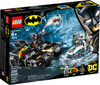 LEGO LEGO 76118 Super-héros Batman Le combat en Batmoto contre Mr. Freeze 673419302784