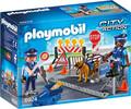 Playmobil Playmobil 6924 Barrage de police (juillet 2021) 4008789069245