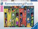 Ravensburger Casse-tête 1000 Le vestiaire 4005556198627
