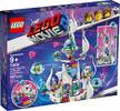 LEGO LEGO 70838 Film 2 Le palais spatial de la reine 673419302388