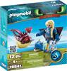 Playmobil Playmobil 70041 Dragons Astrid avec Globegobeur 4008789700414