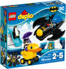 LEGO LEGO 10823 DUPLO L'aventure en Batwing, Batman 673419250122