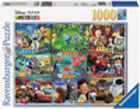 Ravensburger Casse-tête 1000 Disney Pixar Les films de Disney / Pixar 4005556192229
