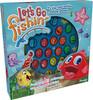 Pressman Toy Corporation Jeu de pêche mécanique (fr/en) (Let's Go Fishing) 021853000559