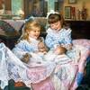 Anatolian Puzzles Casse-tête 1024 petites filles et bébé 8698543131743