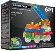 Laser Pegs - briques illuminées Laser Pegs camion de pompier 6 en 1 (briques illuminées) 810690021502