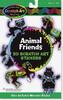 Melissa & Doug Cartes à gratter Scratch Art autocollants amis les animaux (cartes à gratter) Melissa & Doug 5827 000772158275
