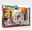 Wrebbit Casse-tête 3D Taj Mahal, Inde (950pcs) 665541020018