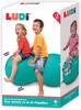 LUDI Ballon sauteur de gym et motricité ovale 3550839927834